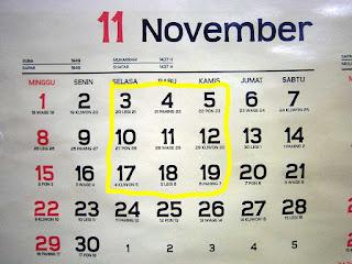 trik matematika menggunakan kalender