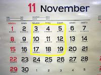 Materi Matematika Tentang Trik Matematika Kalender  Lengkap