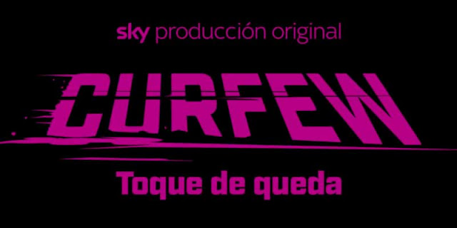 'Curfew', 'Toque de queda', Sky España