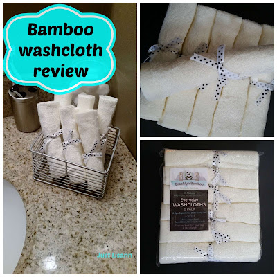 Brooklyn Bamboo washcloths: review