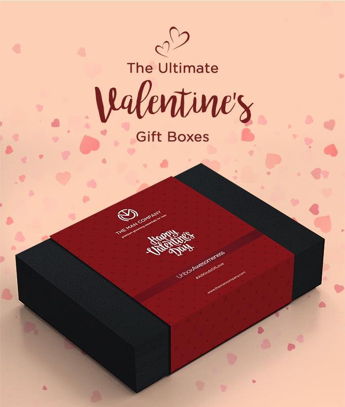 Valentines Day Gifts Online Offer, Get upto 25% OFF on All Gift Boxes
