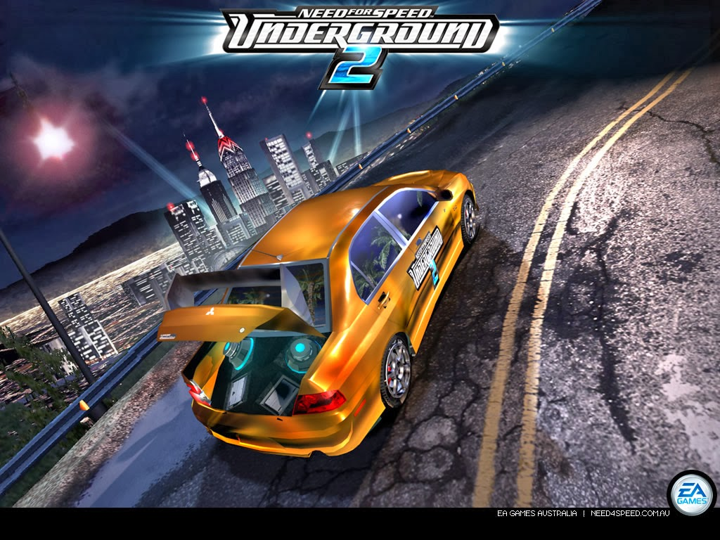 Need for speed underground 2 pc download d 39 rezpecktor - Need for speed underground 1 wallpaper ...