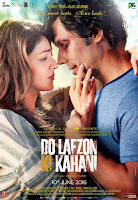 Do Lafzon Ki Kahani 2016 480p Hindi pDVDRip Full Movie Download