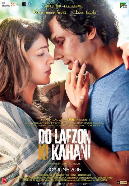 Poster Of Do Lafzon Ki Kahani 2016 480p Hindi pDVDRip Full Movie Download