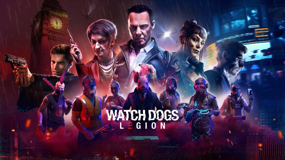 Watch Dogs Legion, Characters, Villains, 8K, #7.2222