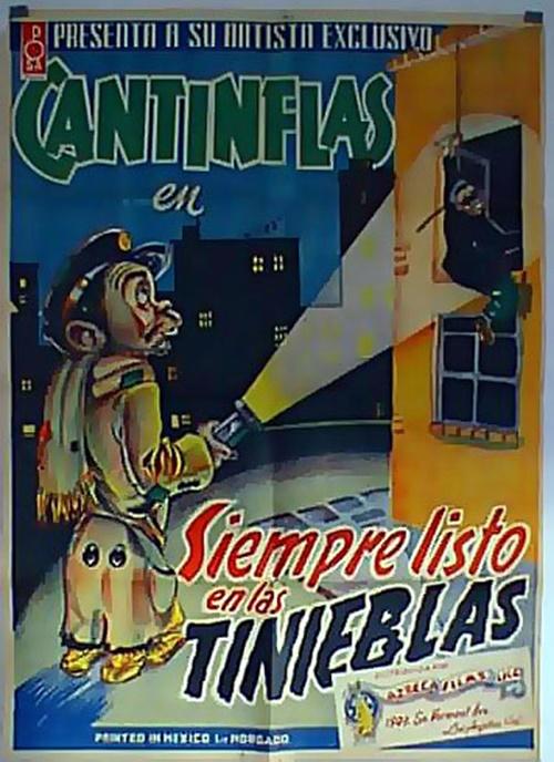 Siempre Listo En Las Tinieblas - 1939