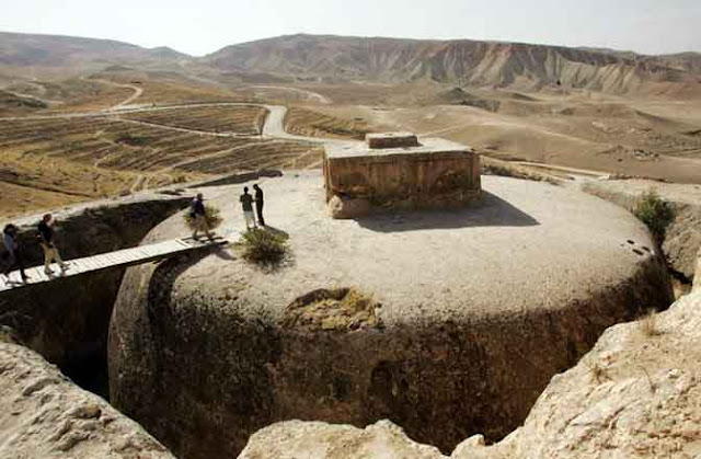 illustrasi vimana afganistan