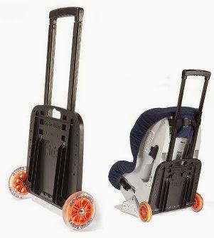 The Baby Gadget Queen Traveling Baby Part 2