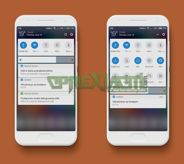 Download Tema MIUI 10 Mix Mtz New Update Terbaru