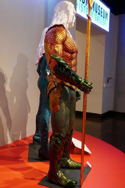Jason Momoa Aquaman film costume