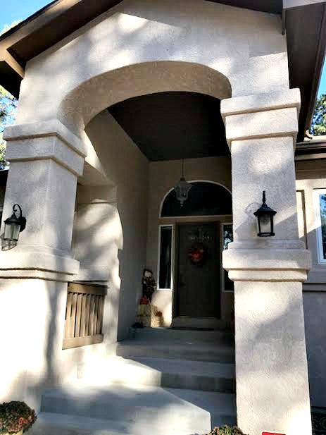 Entry of Colorado Springs Home
