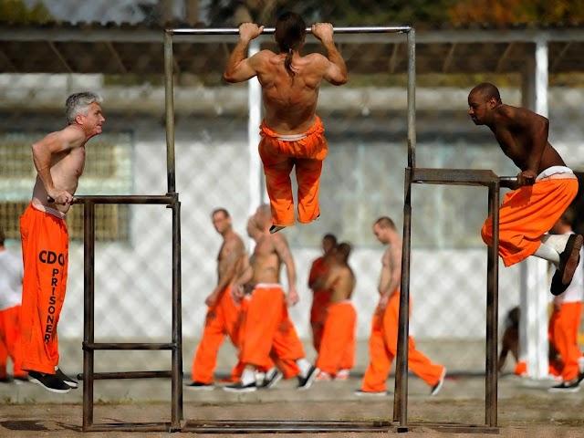 (Vidéo) On peut regarder la prison la plus dangereuse des États Unis