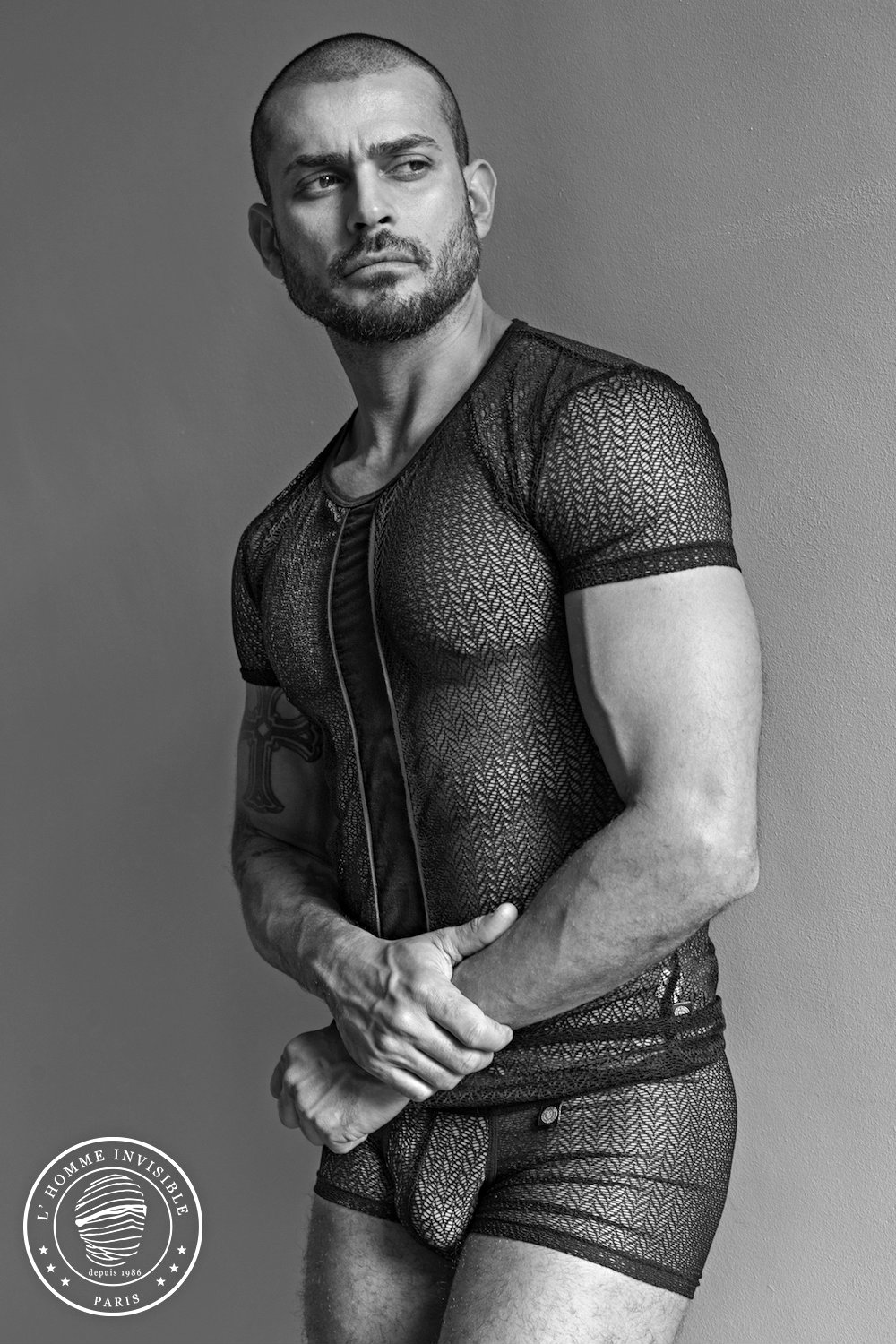 8679bfc102d4 One more exquisite item in this line is the Viridios T-Shirt, made from the  same lightweight fabric, perfect with the rest of the underwear of this  line and ...