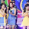 Netizens Bash RED VELVET for Eating Shaved Ice on Stage After Winning