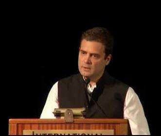 Congress Manifesto LIVE UPDATES: कांग्रेस का 'जन आवाज घोषणापत्र' जारी कर राहुल गांधी ने दिया नारा- गरीबी पर वार, 72 हजार