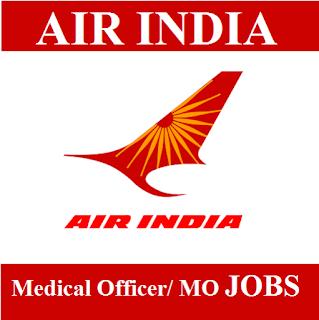 Air India Limited, Air India, Medical Officer, MO, Graduation, freejobalert, Sarkari Naukri, Latest Jobs, Kerala, air india logo