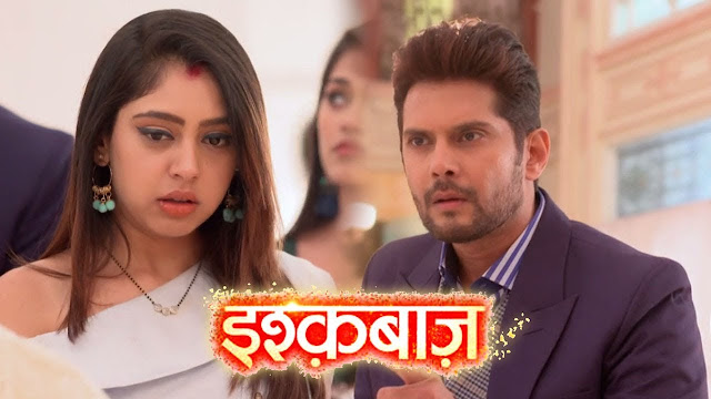 Big Twist : Mannat's exit from Oberoi mansion Shivaansh realise love in Ishqbaaz