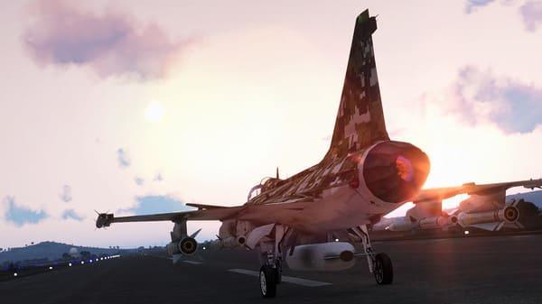Imagens Arma 3 Jets