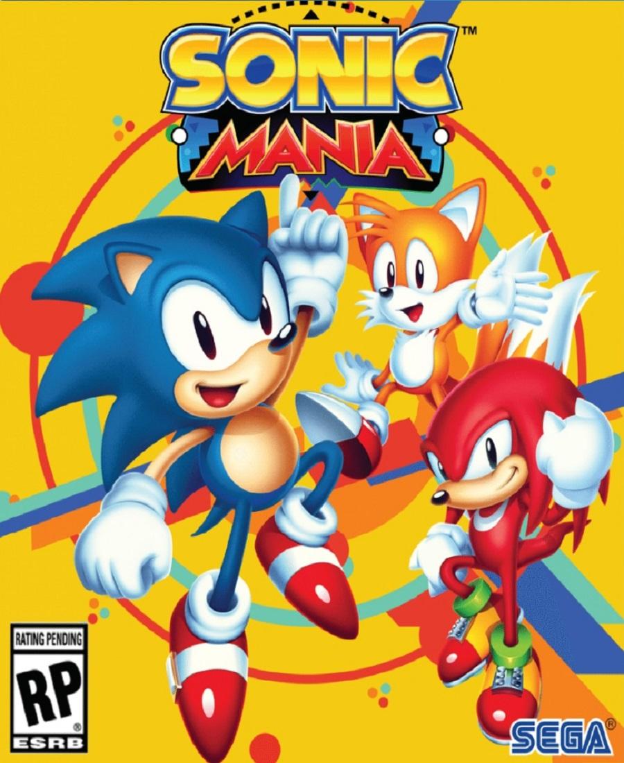 Sonic Mania ESPAÑOL PC