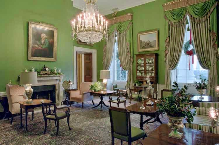 Nicolas De Pompadour An Alternative View Of The White House