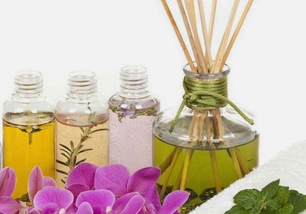 Gostas de ter a tua casa perfumada v aqui como fazer um - Ambientador para casa ...