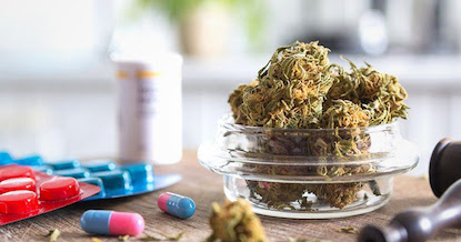 Is Smoking Weed While Taking Prescription Drugs a Good Idea?