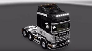 Juventus Scania RJL skin