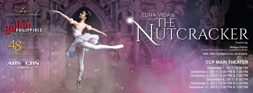 Edna Vida and Alice Reyes' The Nutcracker