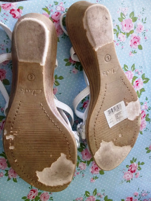 variousstyles arrives rational construction Clarks shoes, brand new, rotting in their thousands - check ...