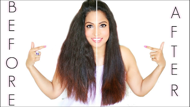 How To Naturally Straighten Your Hair At Home