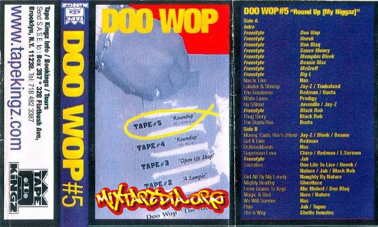 Doo Wop - Tape 5 - Mixtapedia