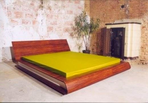 Dream of India Platform Bed