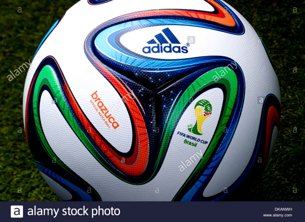 new product c4825 426e1 Adidas Brazuca official match ball of the FIFA World Cup Brasil