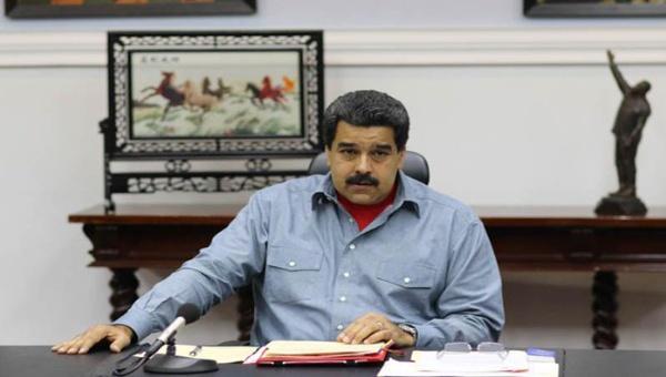 @NicolasMaduro anuncia medidas para proteger a Venezuela de amenazas extranjeras