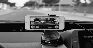 usare lo smartphone come dashcam