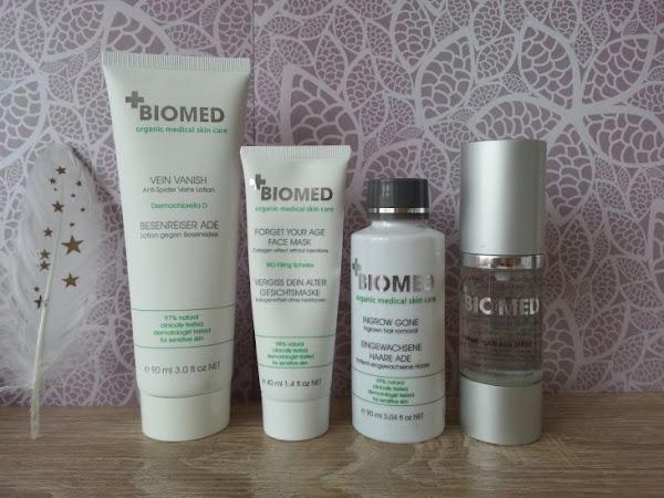 Je teste les produits Biomed !