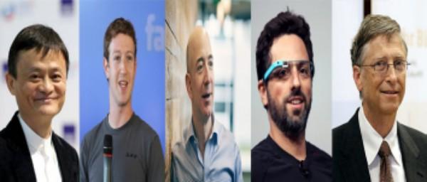 الدروس المستفادة من قصص نجاح اغنى رجال التقنية والتكنولوجيا