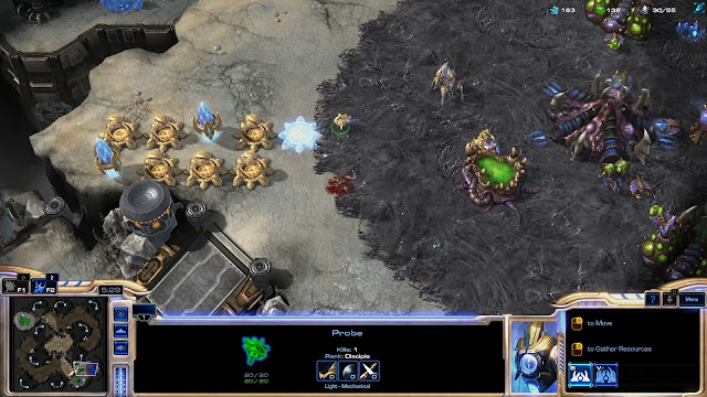 StarCraft 2 | Tower Rush Tactic
