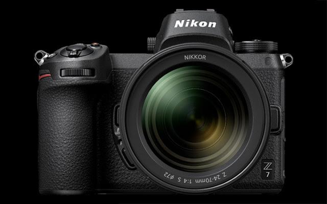 Kamera Nikon Z7