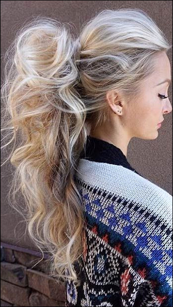 Elegant Ponytail Hairstyles for Special Occasions