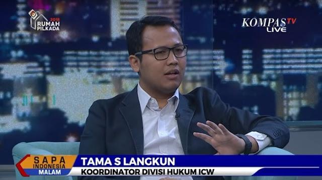 OTT di Lapas Sukamiskin, ICW Minta Menkumham Mengundurkan Diri Jika Tidak Sanggup Mengurusi Lapas