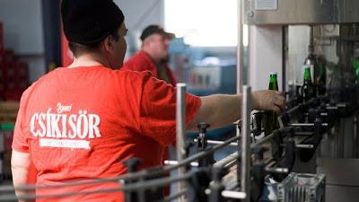 Csíki sör, Heineken, Heineken Románia, Igazi Csíki Sör, márkanévvita, hungarikum,