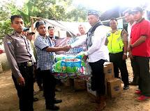 GMKI Turunkan Tim Relawan Untuk Korban Gempa Lombok