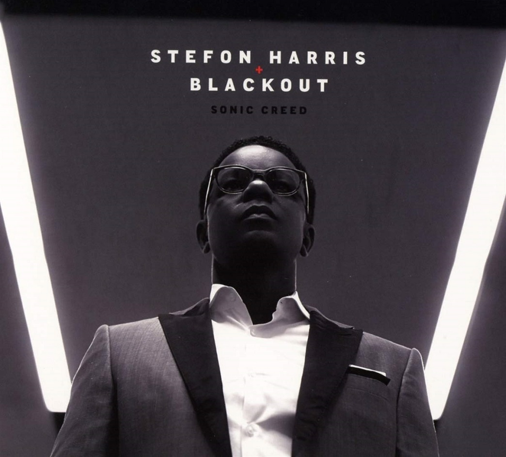 STEFON HARRIS:  BLACKOUT