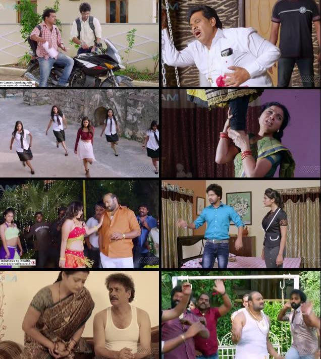 The Bells 2016 Hindi Dubbed 480p HDRip