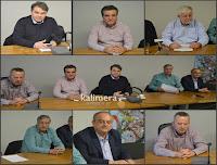 «Κόκκινη κάρτα» από Δημάρχους της Πελοποννήσου κατά Κυβέρνησης και Περιφέρειας για τα σκουπίδια! (VIDEO)