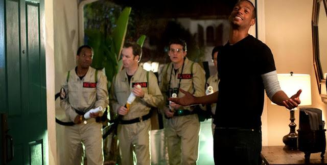 Marlon Wayans în parodia A Haunted House 2