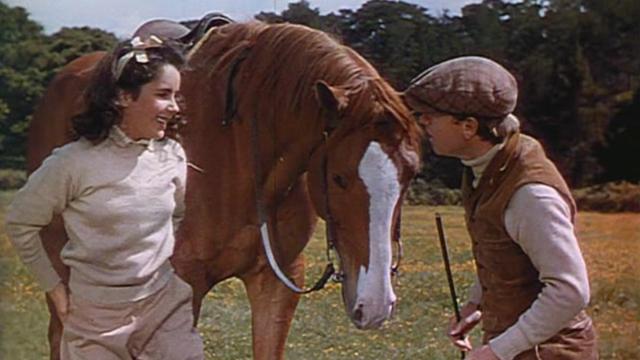 Ο Αλήτης και η Αμαζών (1944)