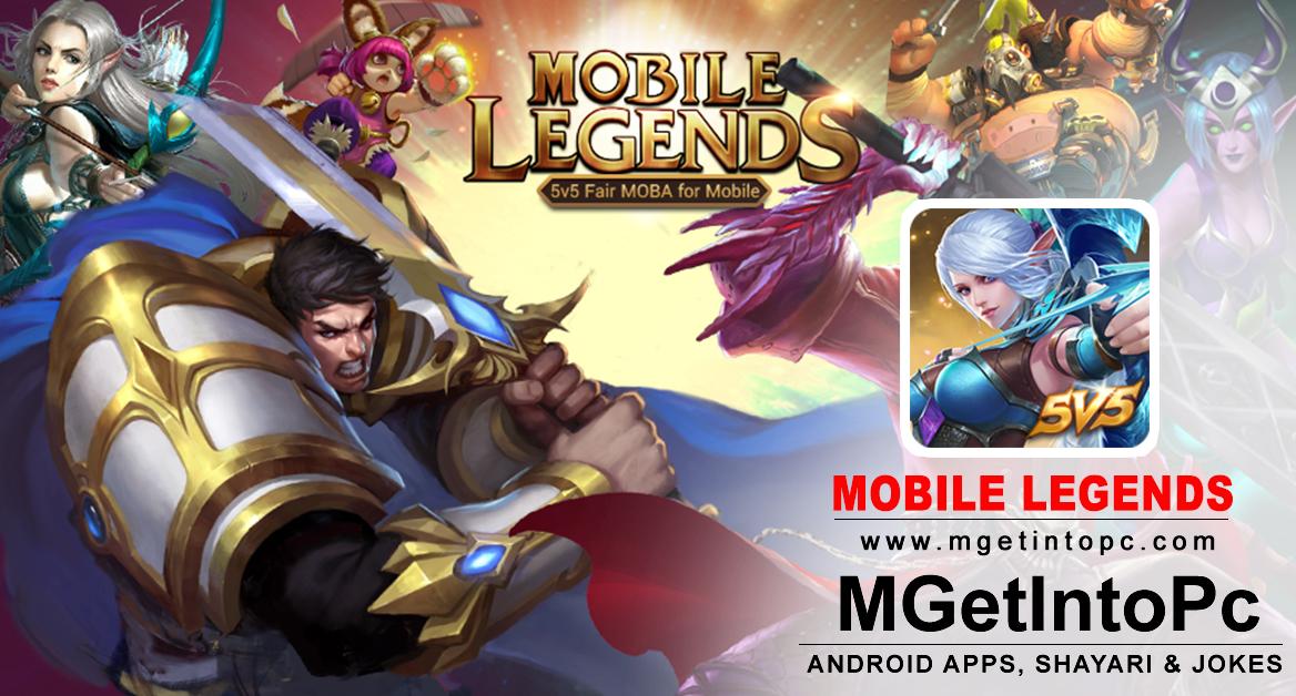 download mobile legends 5v5 moba apk