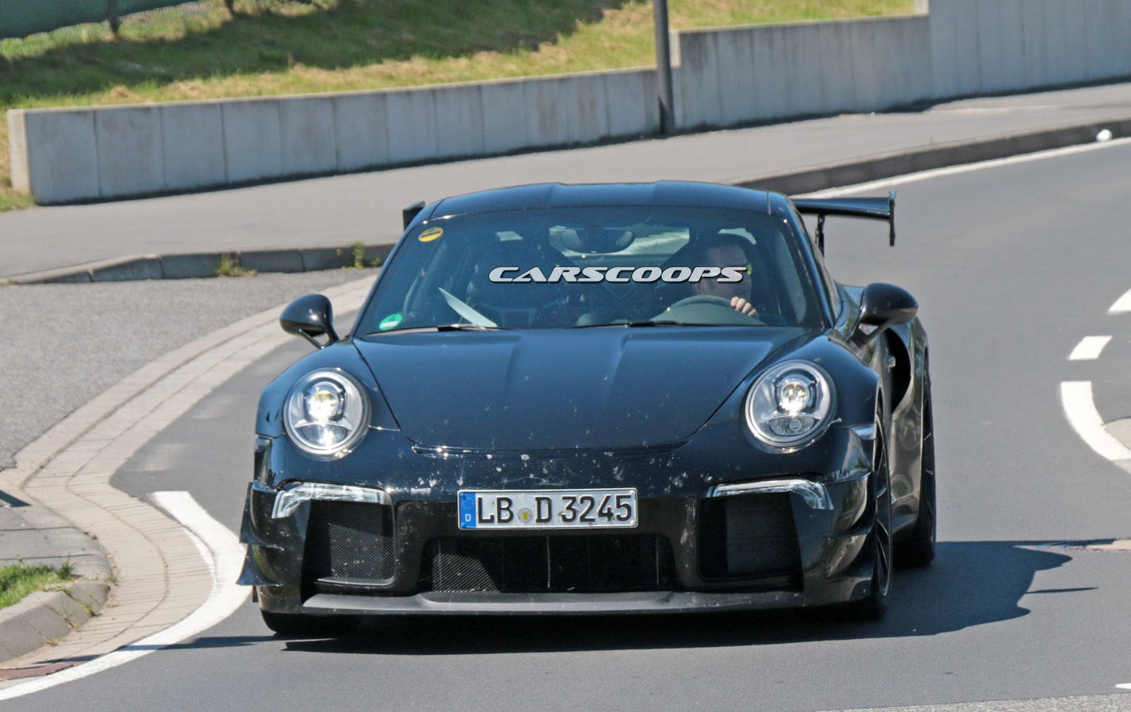 this is likely porsche s new 911 gt2 rs with a turbo six. Black Bedroom Furniture Sets. Home Design Ideas